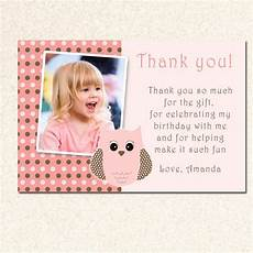 thank you card template baby birthday printable thank you cards owl look whos polka dots photo