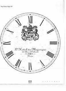 littlemissmaggie clock franz 246 sische uhr