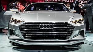 Audi Prologue Concept Its The New A9  Top Gear
