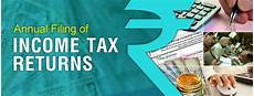 filing of income tax returns national portal of india