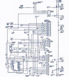 1983 ford bronco wiring diagram auto wiring diagrams