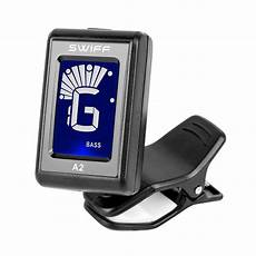 High Quality Mini Clip On Guitar Tuner Automatic Digital