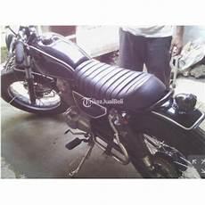 Modif Japstyle Murah by Motor Honda Gl 100 Custom Modif Japstyle Second Harga