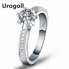 sale personality 925 sterling silver rings for fashion engagement wedding rings aaa