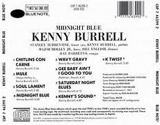 jazz grita kenny burrell midnight blue 1963