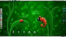 live wallpaper for linux ubuntu live wallpaper in ubuntu linux using wallpaper clock
