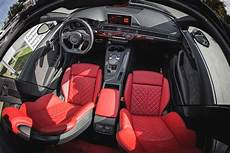 bringing the fire with the available magma nappa interior in the audi s4 audi s4