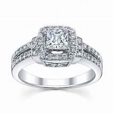 6 princess cut engagement rings ll love robbins