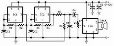 car horn circuit schematic with explanation schematics circuits electronics design