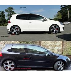 Difference Jantes Golf 5 6 Gti