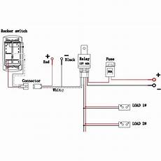 12 volt 5 pin relay wiring diagram