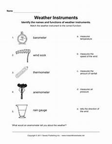 weather instruments worksheets 14579 1000 images about 3rd grade science on heat energy states of matter and weather