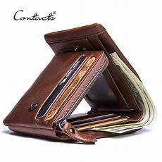contact s genuine leather wallets vintage