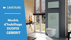 meuble d habillage b 226 ti support geberit duofix