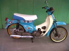 Honda Grand Modif by Thekifot Modifikasi I Honda Grand C70