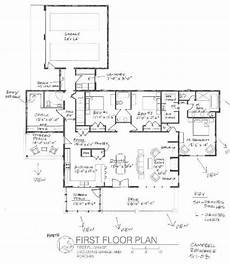 walkout basement house plans one story best one story house plans single story home with 2300 s