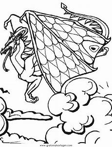 Malvorlagen Drachen Quest Drachen 007 Gratis Malvorlage In Drachen Fantasie Ausmalen