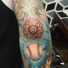 26 baseball tattoo designs ideas design trends
