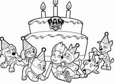 Sea Paw Patrol Coloring Page  Free Pages Online