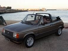 pininfarina project 1985 talbot samba cabrio