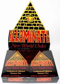 illuminati card buy buy 1995 illuminati new world order collectible card