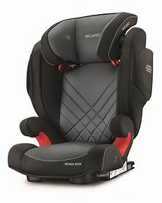 Recaro Child Car Seat Monza 2 Seatfix 2018 Carbon