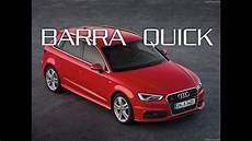 barre green valley audi a3 sportback 8v