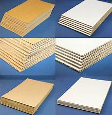 corrugated board cardboard sheets brown white double single wall a4 a3 a2 ebay