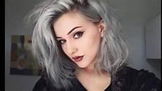 haarfarben silber wir f 228 rben meine haare silber grau