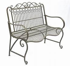 gartenbänke aus metall bank aus metall gartenbank jc150014 sitzbank parkbank 2