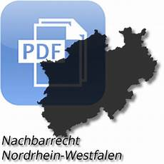 Nachbarrechtsgesetz Nordrhein Westfalen 2019 Pdf