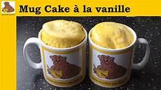 Mug Cake 224 La Vanille Recette Facile Et Rapide