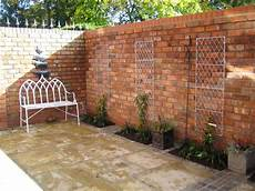 Gartenmauer Aus Ziegelsteinen Selber Bauen Anleitung