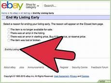 ebay vente enchere 3 232 res de terminer une vente plus t 244 t que pr 233 vu sur ebay
