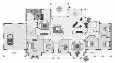 ranch style house plans australia hinterland single storey house plans house plans