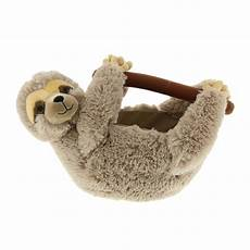 Sloth Easter Basket Ideas Everyday Savvy Pti Group Plush Sloth Easter Basket Shop Seasonal Decor