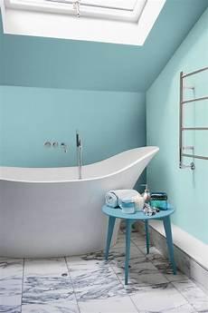 Aquamarine Bathroom Ideas by A Lovely Bright Bathroom Painted With Valspar Aquamarine