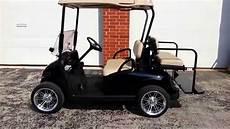 2011 Ezgo Rxv Gas Golf Cart 13hp Kawasaki New Black