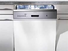spülmaschine teilintegriert 60 cm sp 252 lmaschine teilintegriert blende in edelstahl neu