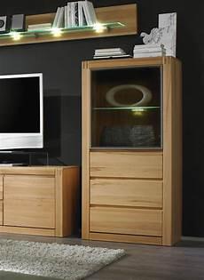 vitrine kernbuche vitrine kernbuche teilmassiv woody 35 00227 holz modern