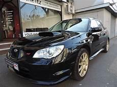 Subaru Impreza Sti 9 280 Cv Occasion Reims Pas Cher