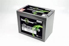 lithium lifepo4 caravan wohnmobil batterie 12v 80ah
