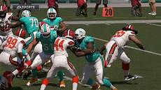 nfl week 3 cleveland browns miami dolphins full game simulation nation youtube