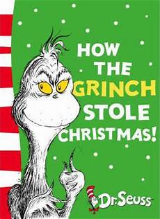 Grinch Malvorlagen Novel How The Grinch Stole