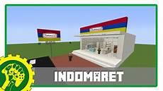Minecraft Tutorial Membuat Indomaret