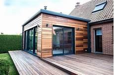 kit extension maison agrandissement maison en kit extension bois prix 13 maison ossature bois ossature auto