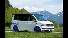 dia show tuning vw t6 airbus auf 22 zoll vossen wheels lc