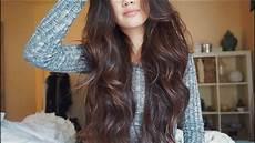 easy loose curls in under 10 mins viviannnv youtube