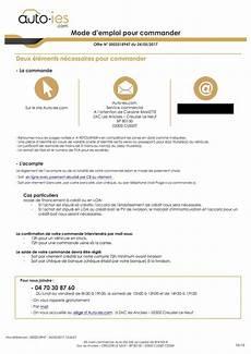 condition credit auto concessionnaire comment v 233 rifier le bon de commande d une voiture
