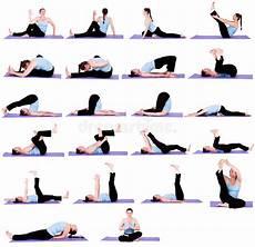 übungen für anfänger mit bildern in stock image image of person